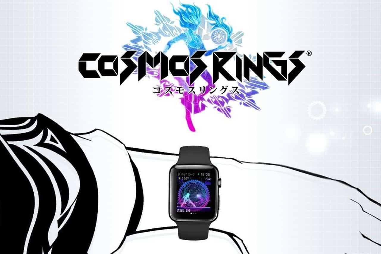 Cosmos Rings : le premier RPG sur Apple Watch