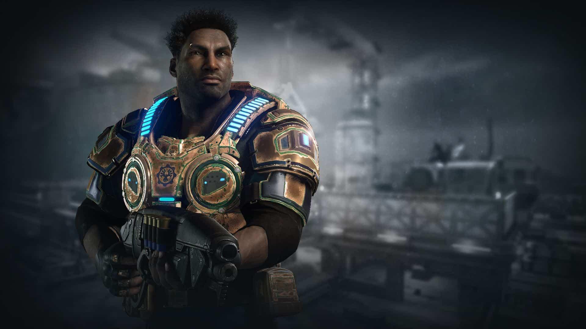 Gears of War 4 : du gameplay de la campagne dévoilé