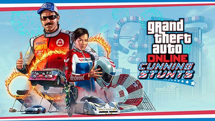 """GTA Online : """"Casse-Cou jusqu'au bout"""" maintenant disponible"""