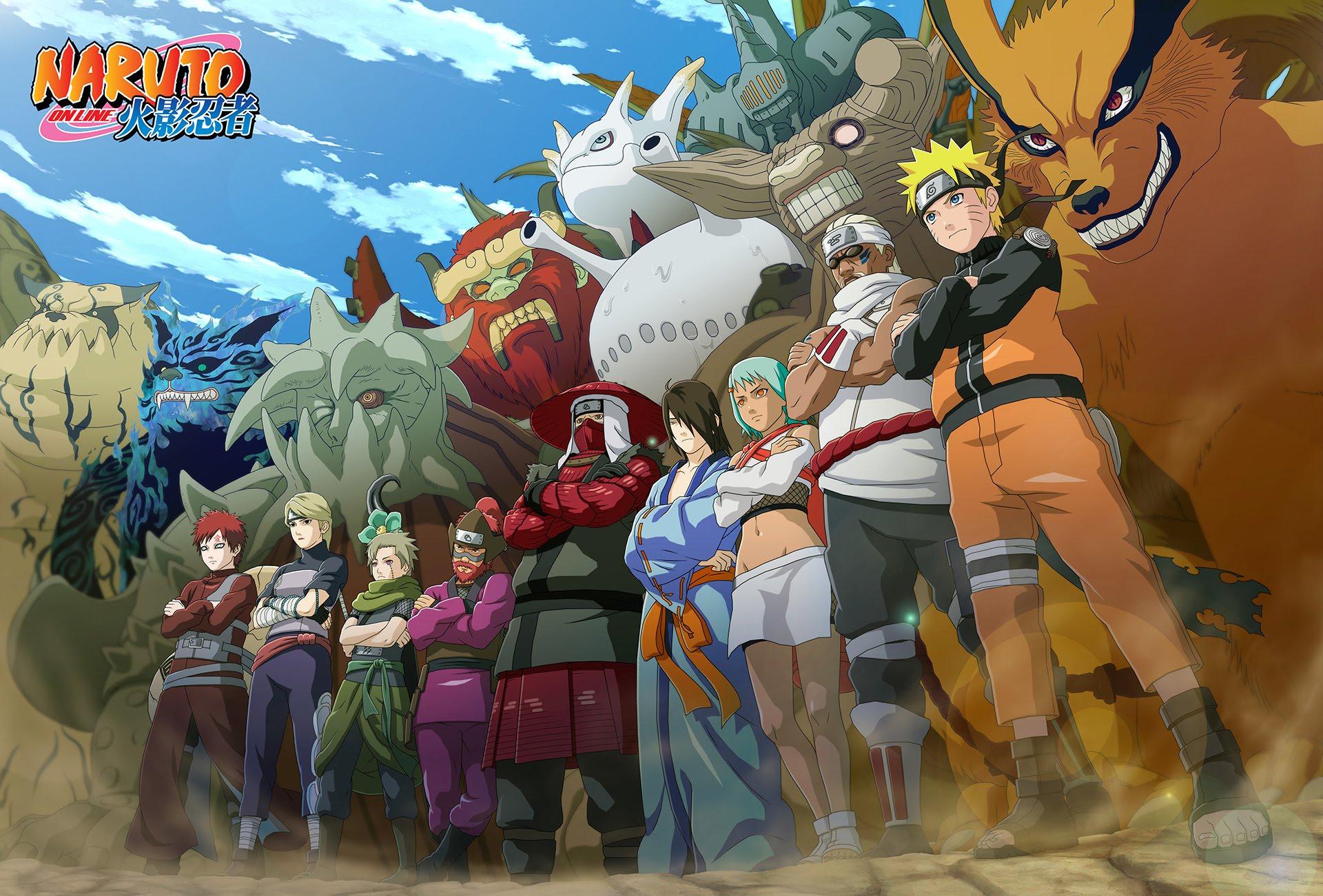Naruto Online : une date de sortie pour l'Occident