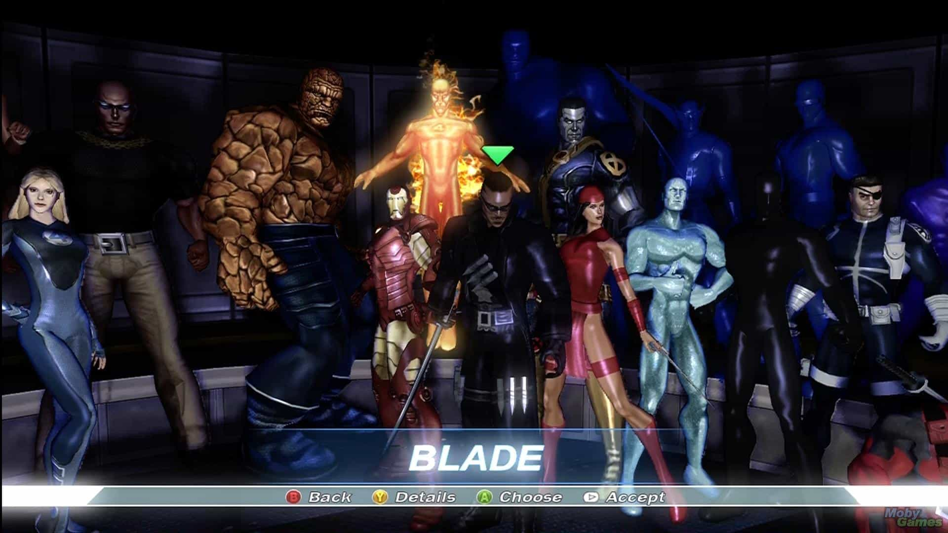 Marvel Ultimate Alliance officialisé et daté sur PC, PS4 et Xbox One