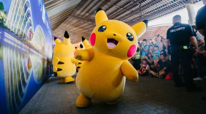 pokemon go طريقة الحصول على بيكاتشو في لعبة  Pokémon_go_pikachu