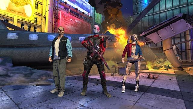 Suicide Squad : le jeu est disponible et gratuit