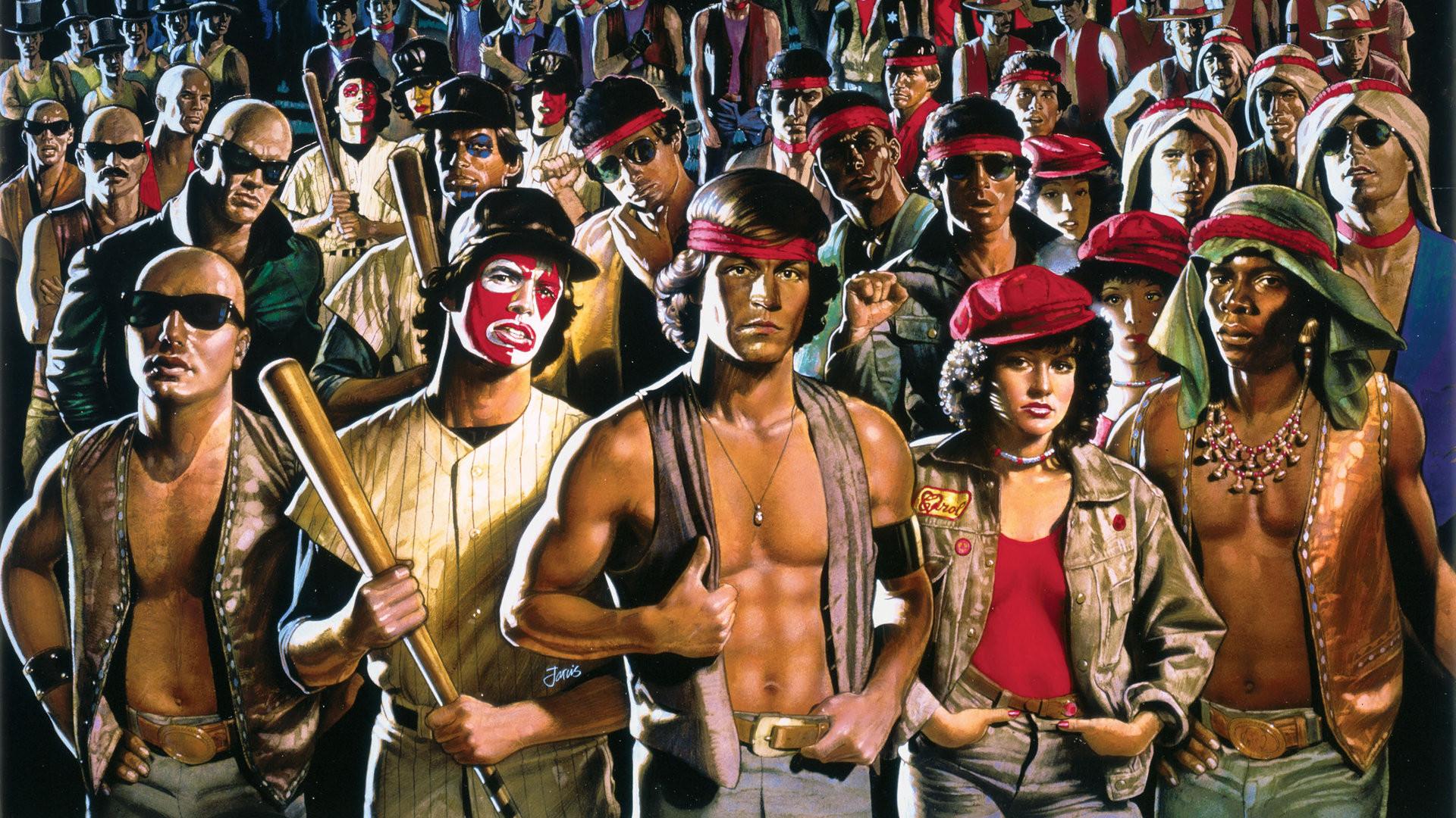 The Warriors en version remastérisée sur PS4