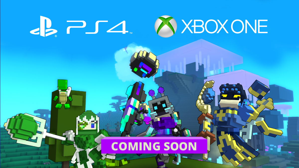 Trove arrive sur PlayStation 4 et Xbox One