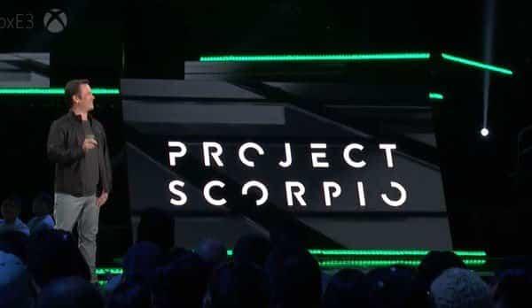 Phil Spencer évoque le prix de la Scorpio