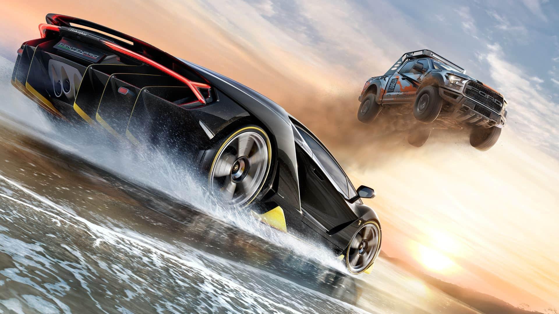 Forza Horizon 3 : Les 356 bolides disponibles dès la sortie !