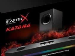 Barre-de-son-Gaming-Sound-BlasterX-Katana-Creative-1