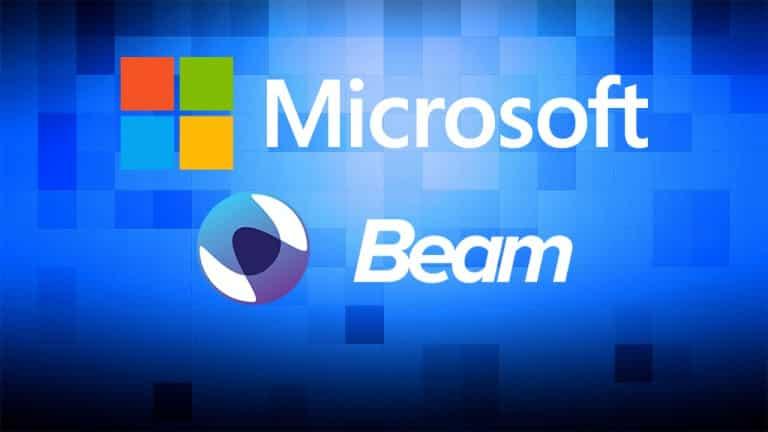 "Microsoft achète une plateforme de streaming nommée ""Beam"""