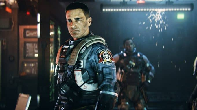 Call of Duty Infinite Warfare dépeint Reyes en vidéo