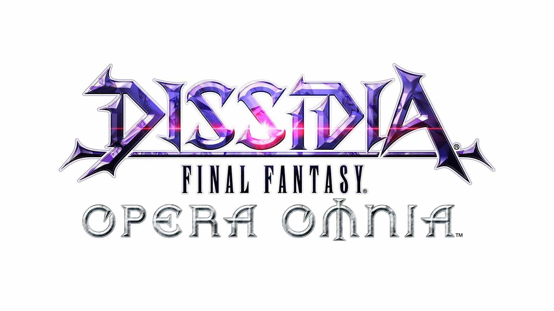 Dissidia Opera Omnia va débarquer sur Android et iOS