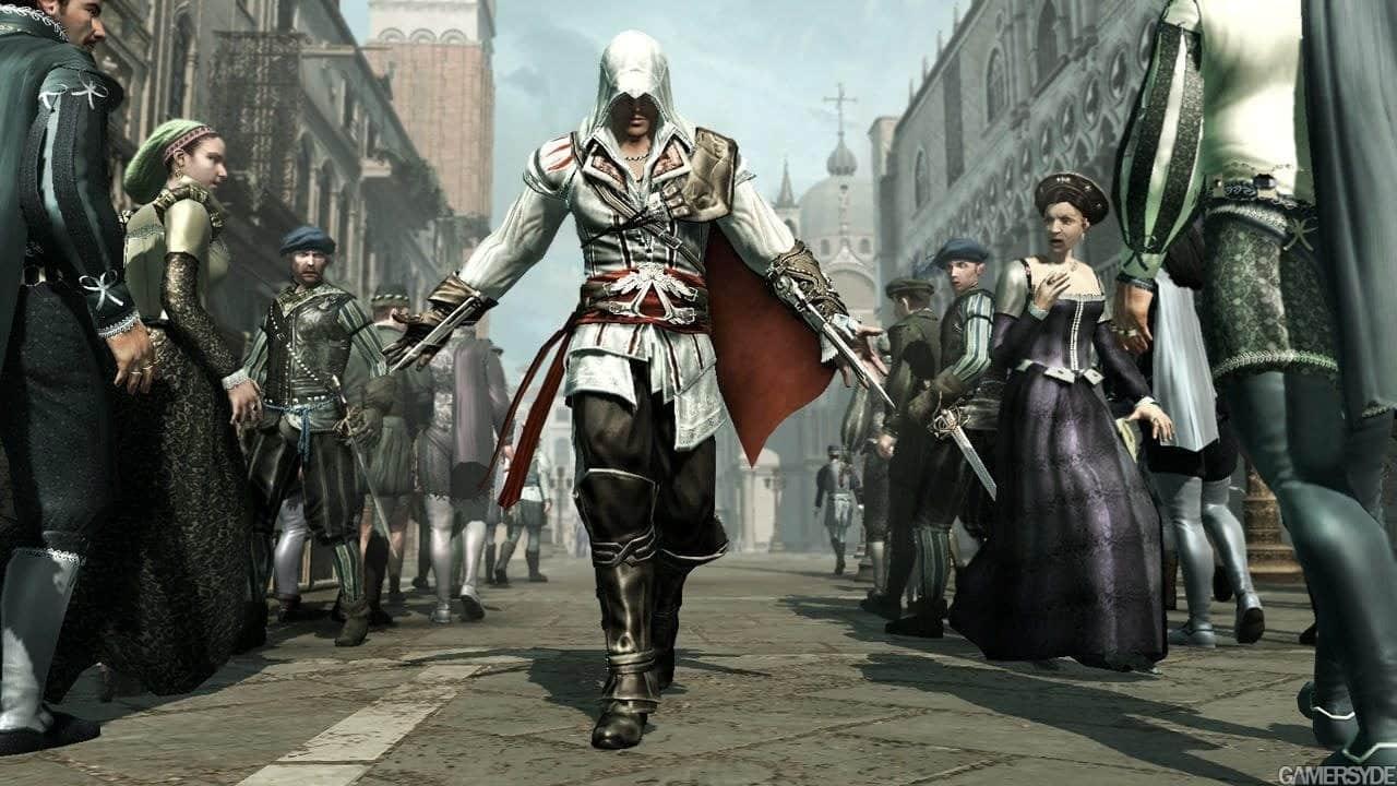 Assassin's Creed : Ezio Collection bientôt officialisé ?