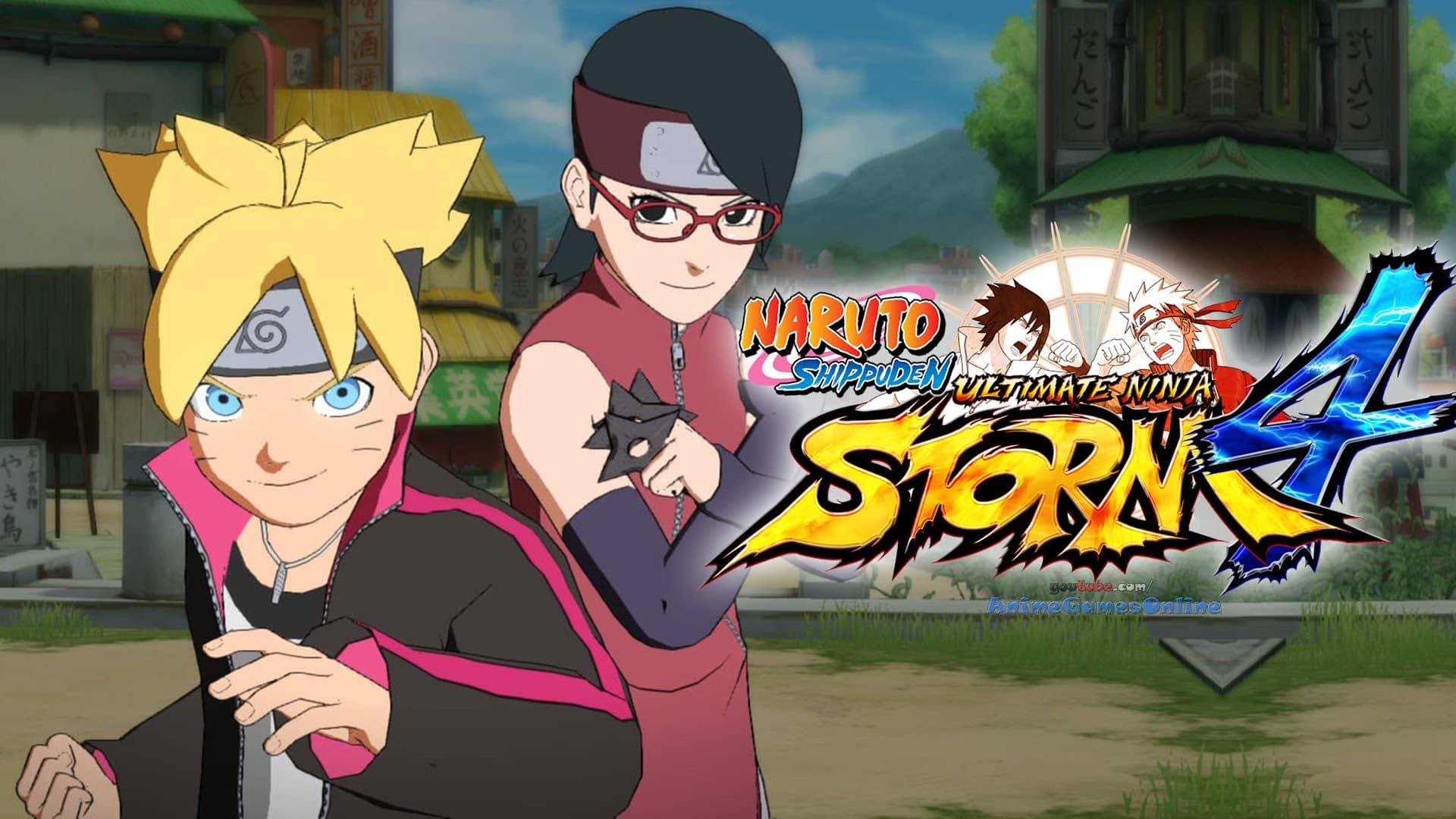 De nouveaux jeux Naruto enregistrés au Japon ?