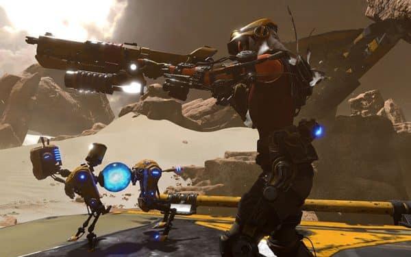 ReCore s'offre un trailer pour la Gamescom
