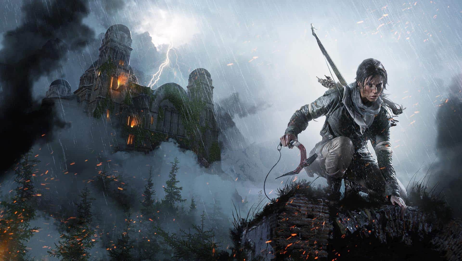 Rise of the Tomb Raider : une série d'images pour le 20e anniversaire