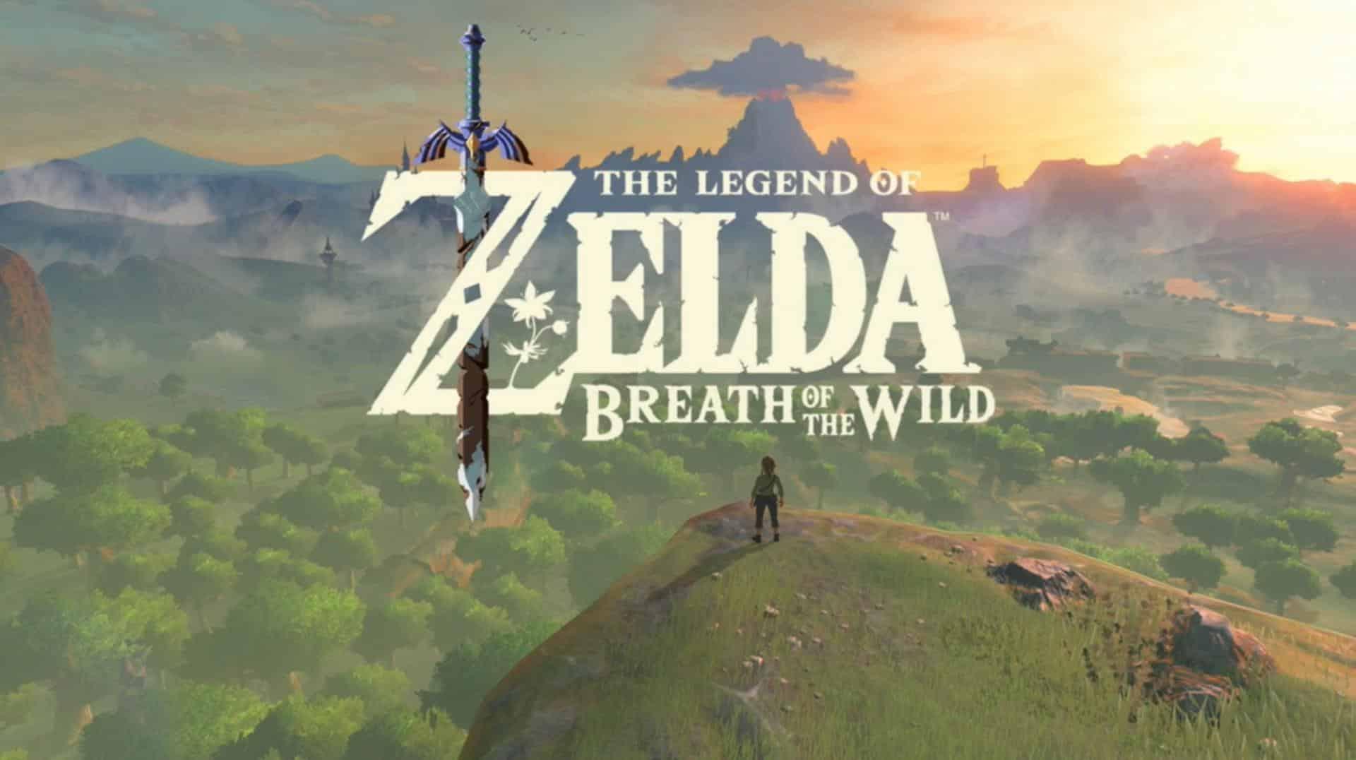 The Legend of Zelda : Breath of the Wild – Le pouvoir des runes