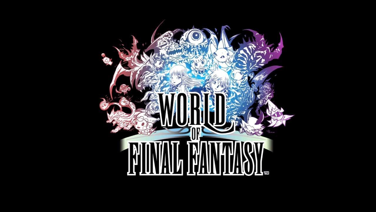 World of Final Fantasy : Le plein d'images pour le Pokemon-Like de chez Square Enix