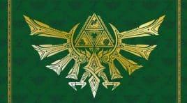 The Legend of Zelda : premières images du livre Hyrule Graphics