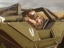 halo warthog - Forza Horizon 3