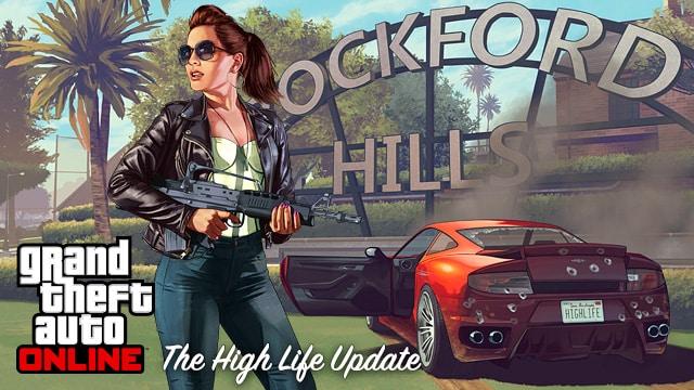 GTA Online : GTA$ et RP doublés dans les évènements en mode libre