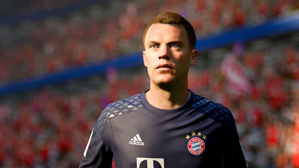 FIFA 17 : les 10 joueurs les mieux notés