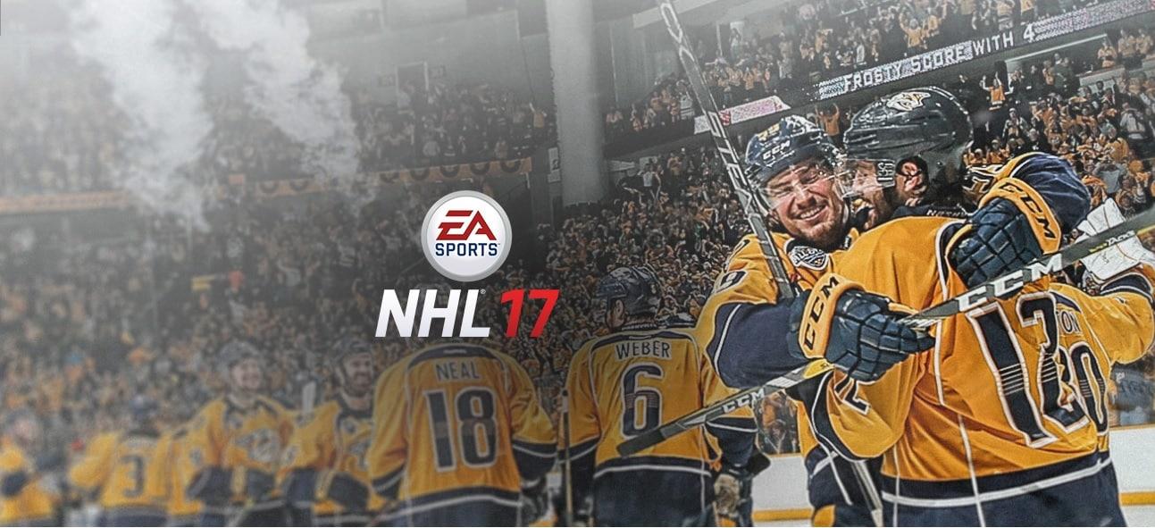 GamesCom 2016 : NHL 17 s'offre un nouveau trailer
