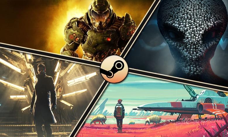 Top 10 Steam au 15 août : Deus Ex Mankind Divided menace No Man's Sky