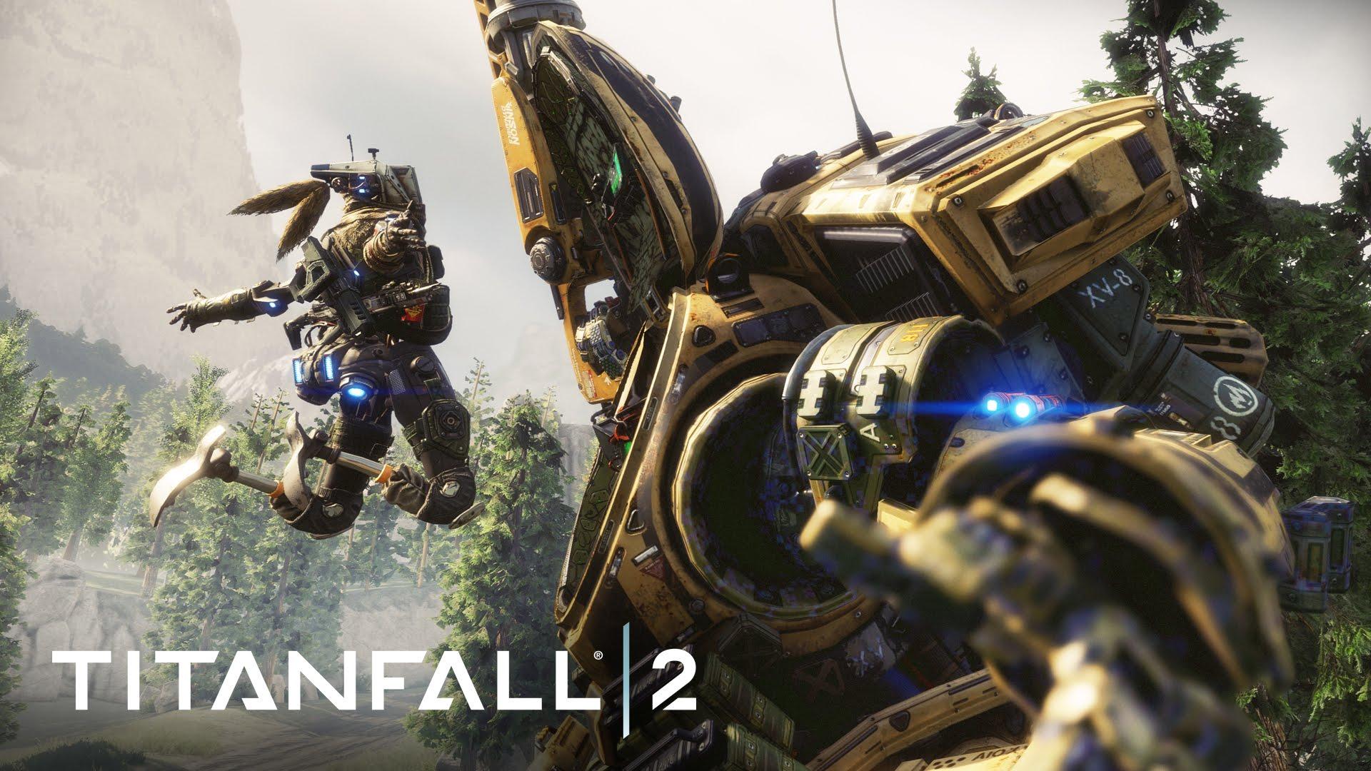Titanfall 2 ambitieux avec le 60 FPS sur toutes les plateformes