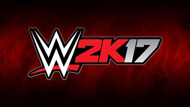 WWE 2K17 : Aperçu des fonctionnalités du jeu