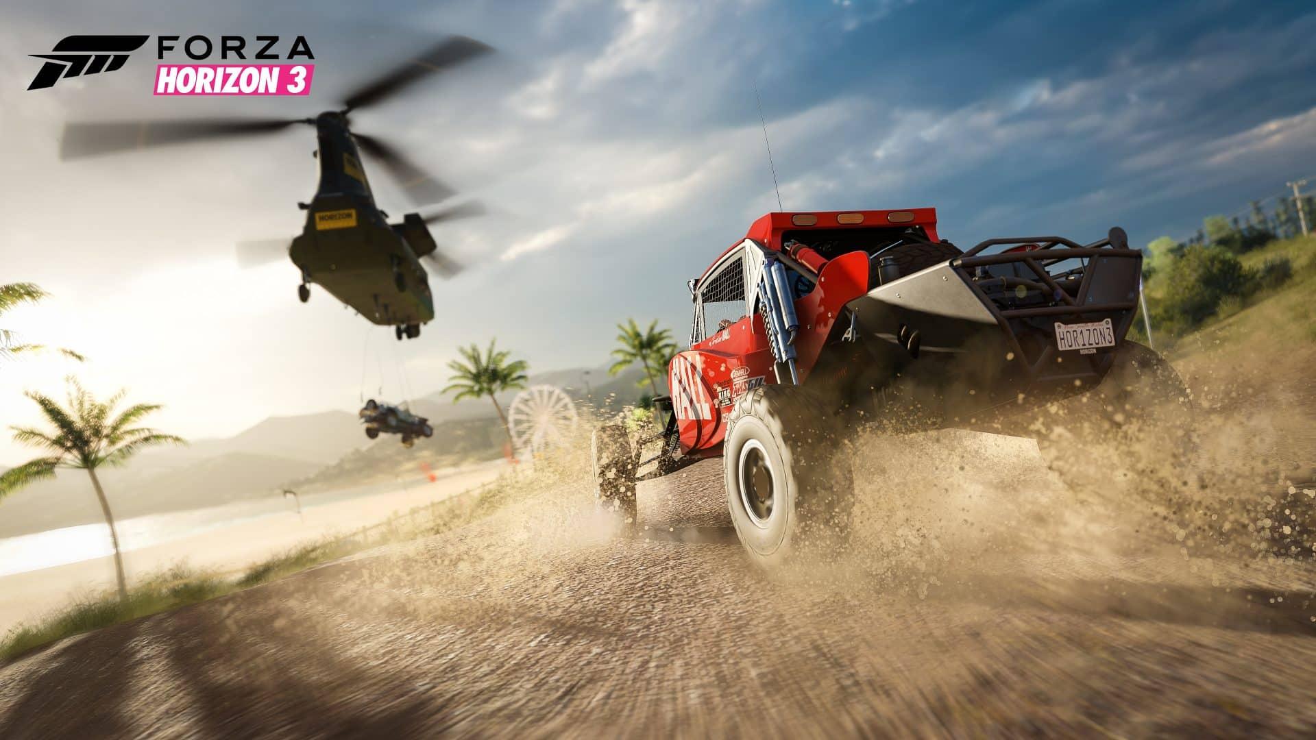 [Preview] Forza Horizon 3 touche l'horizon