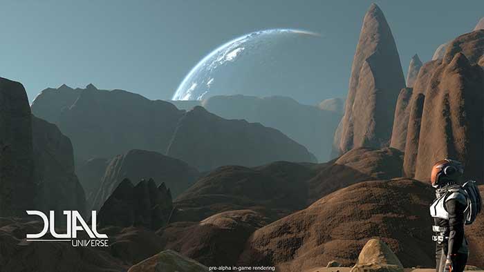 Dual Universe : le MMORPG de science-fiction fait le plein d'infos