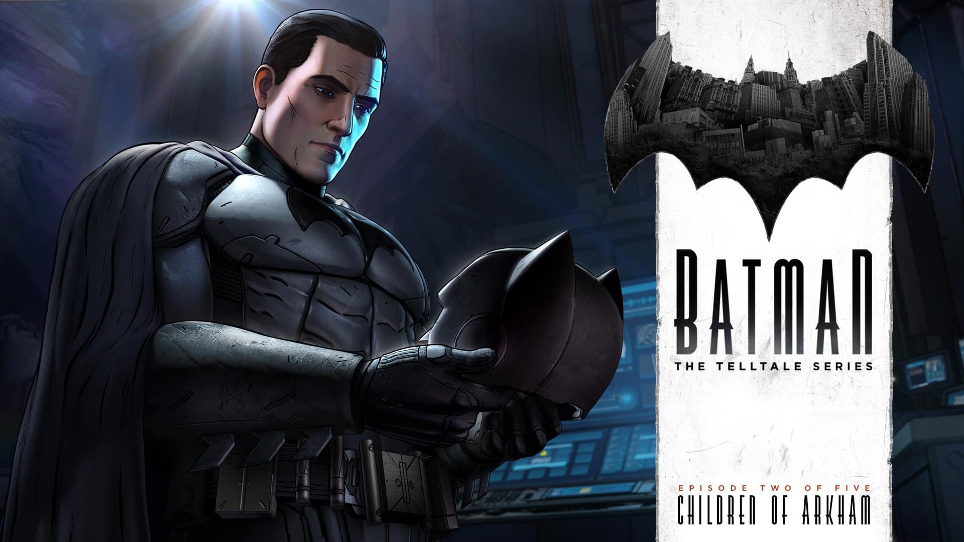 Le deuxième épisode de Batman par Telltale daté