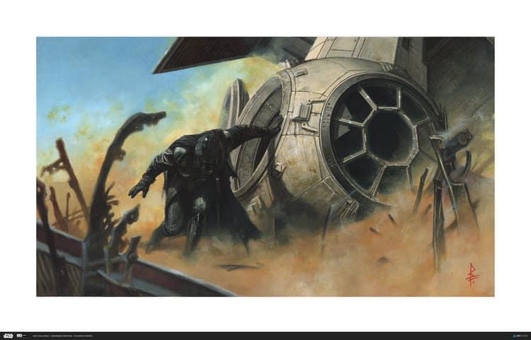 Concours d'arts Star Wars chez ILM