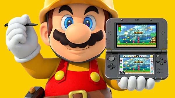 Super Mario Maker débarque sur Nintendo 3DS