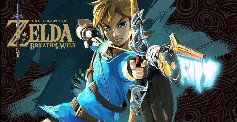 Nouvel extrait vidéo pour The Legend of Zelda : Breath of the Wild