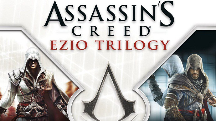 Assassin's Creed: The Ezio Collection listé sur Amazon