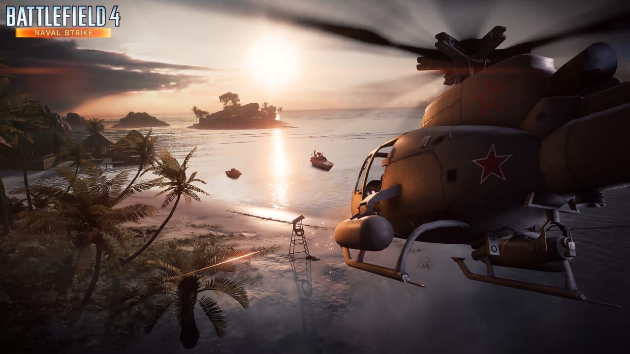 Battlefield 4 : tous les DLC du jeu offert !