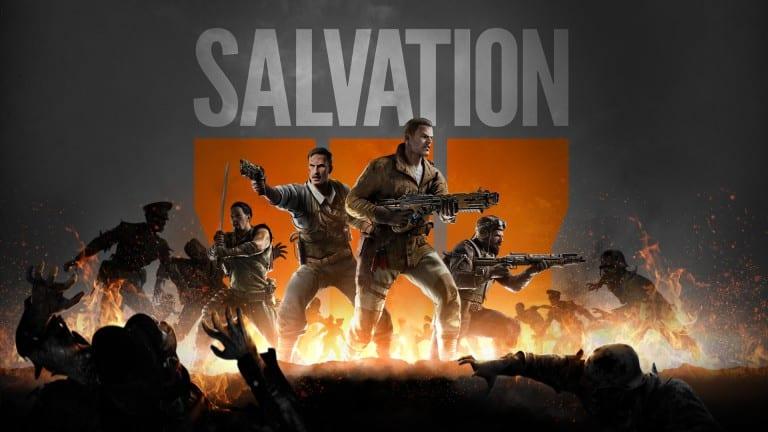 Black Ops 3 : Le DLC Salvation est enfin disponible, avec des robots dedans