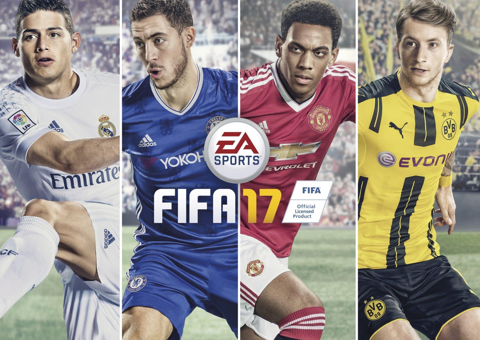 FIFA 17 : le Top 20 des meilleures joueuses disponible