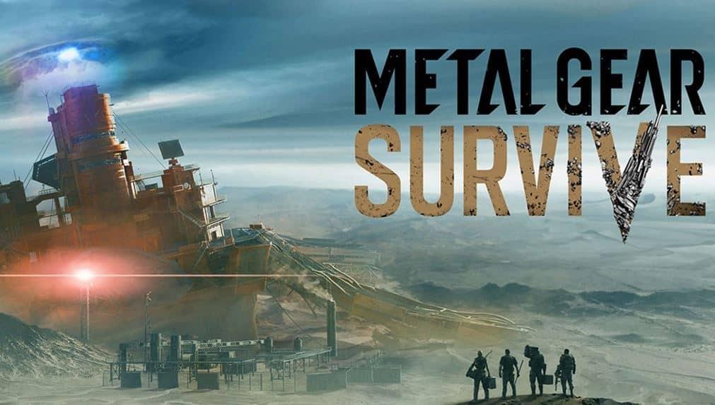 Metal Gear Survive : Démo de gameplay au Tokyo Game Show 2016