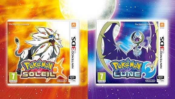 Pokémon Soleil et Lune dévoile sa bande-son ainsi qu'une démo listée