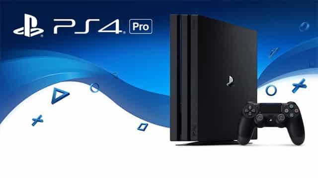 PlayStation 4 Pro : tous les trailers disponibles en 4K