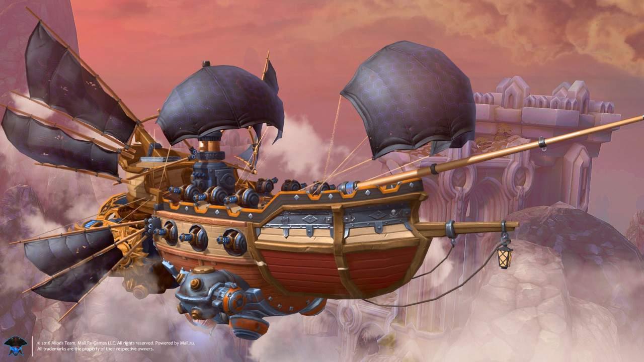 [CONCOURS] Cloud Pirates – 200 clés pour la bêta fermée à gagner !