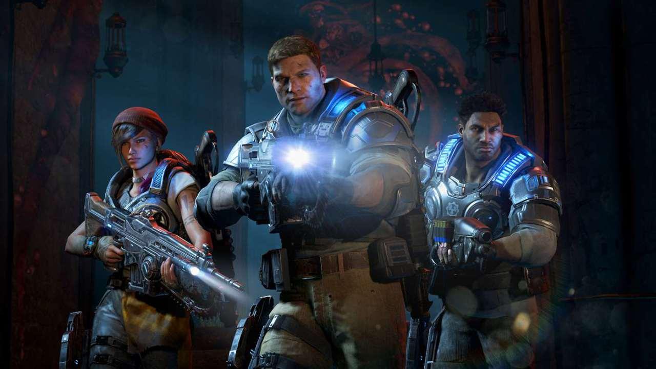 Gears of War 4 : toutes les notes de la presse (fr + us)