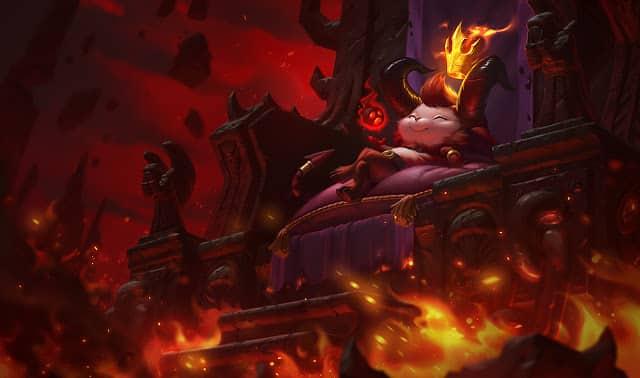 League of Legends : Satan arrive dans la faille
