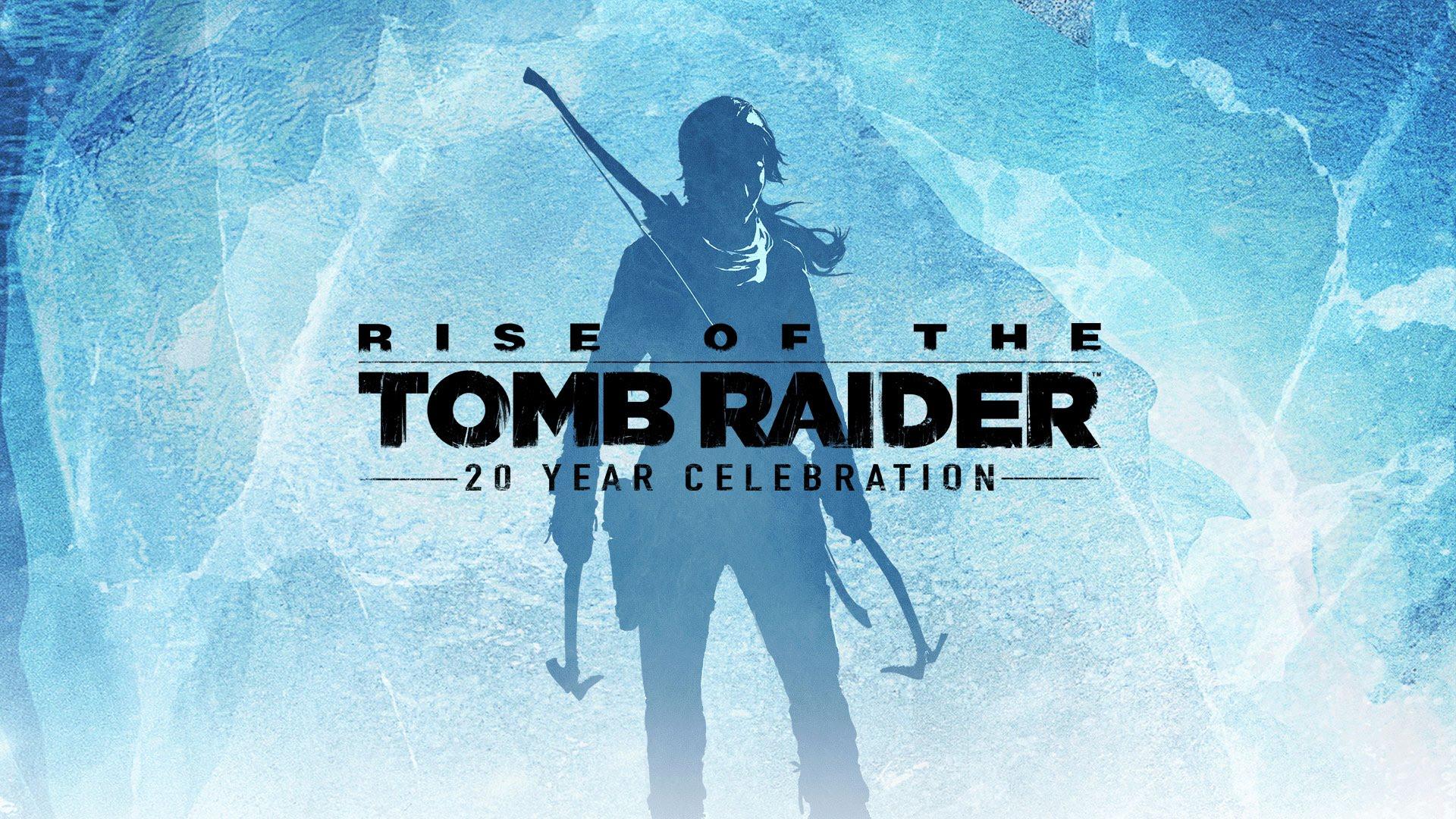 Rise of the Tomb Raider est disponible, l'infographie des 20 ans