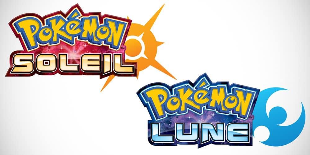 Le poids de Pokémon Soleil et Lune enfin révélé !