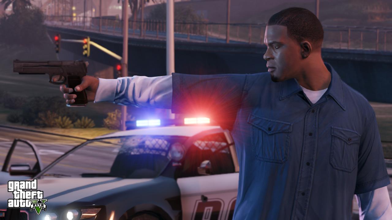 GTA V CJ dans le DLC solo - Image 2