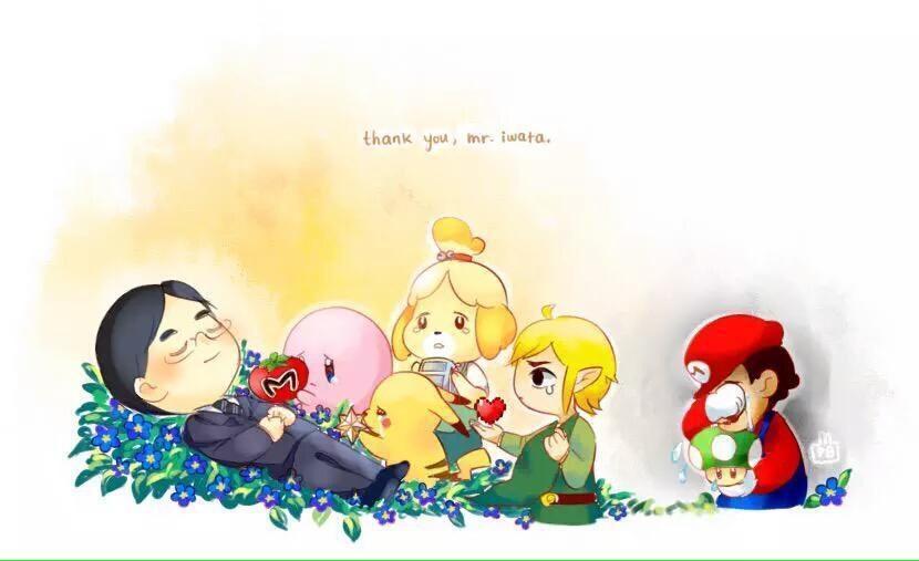 Nintendo les hommages pour Iwata - Image 1