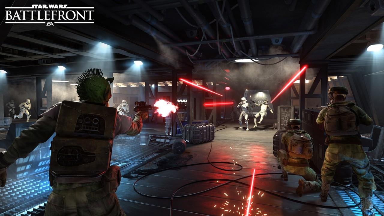 Star Wars Battlefront objectifs - Image 1